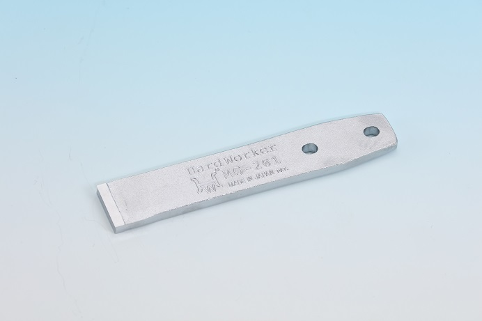 MO-201 Scraper stick spare blade type with Cemented Carbide Alloy Blade