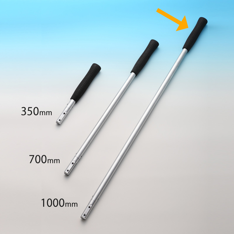 MO-303 Pipe grip for the scraper stick with super hard blade(1000mm)
