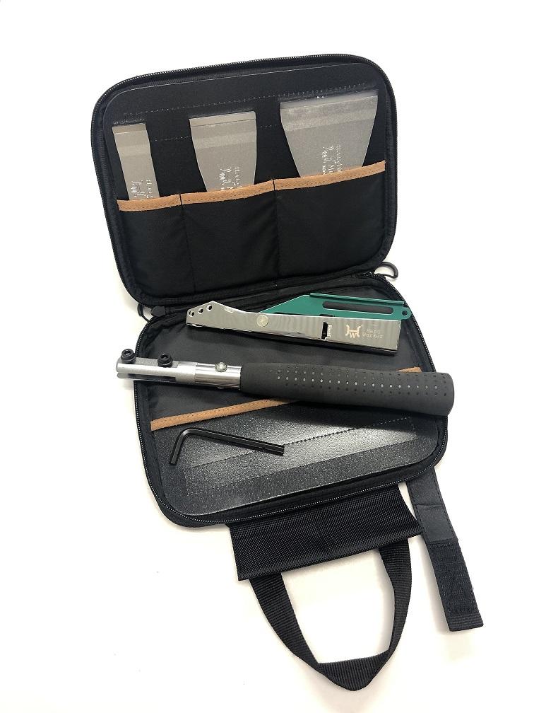 MO-504 Scraper replacement blade type bag set